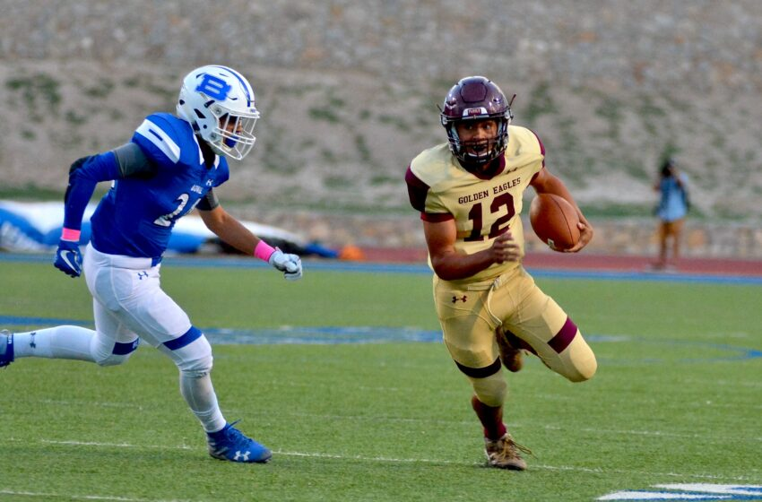 Video+Story in Many Pics: Andress Downs Bowie 38-21
