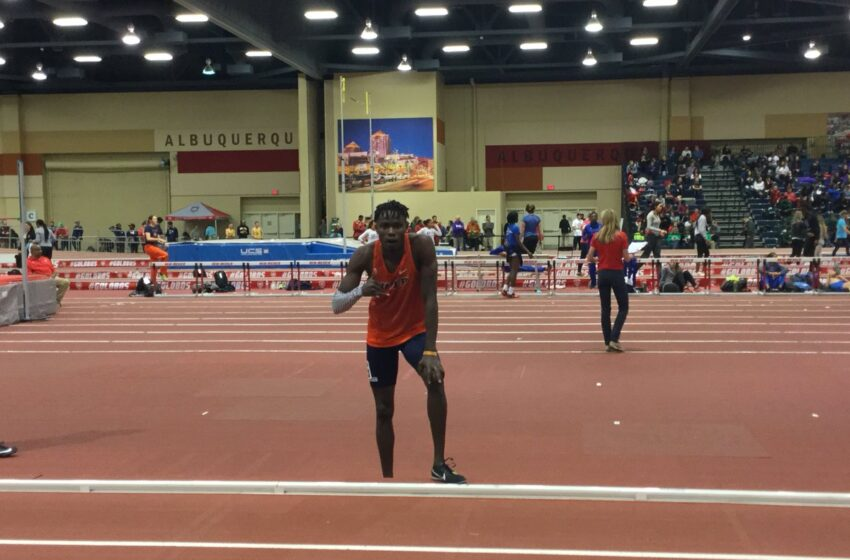 Miners Shine on Day Two of the MLK Invitational