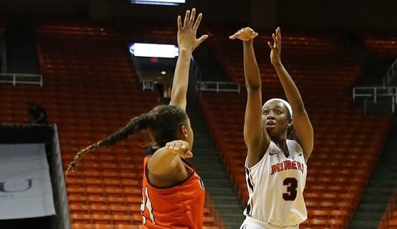 UTSA Slips Past UTEP 58-55 at the Don