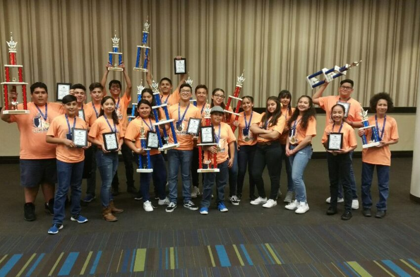 Dynasty! Henderson Chess Team Wins National Titles in Atlanta