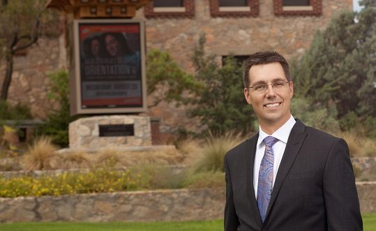 UTEP Faculty Member Named New Centennial Museum Director