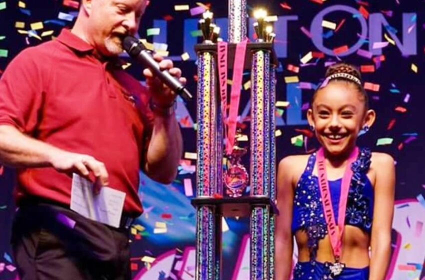 SISD student wins national dance contest with anti-bullying message