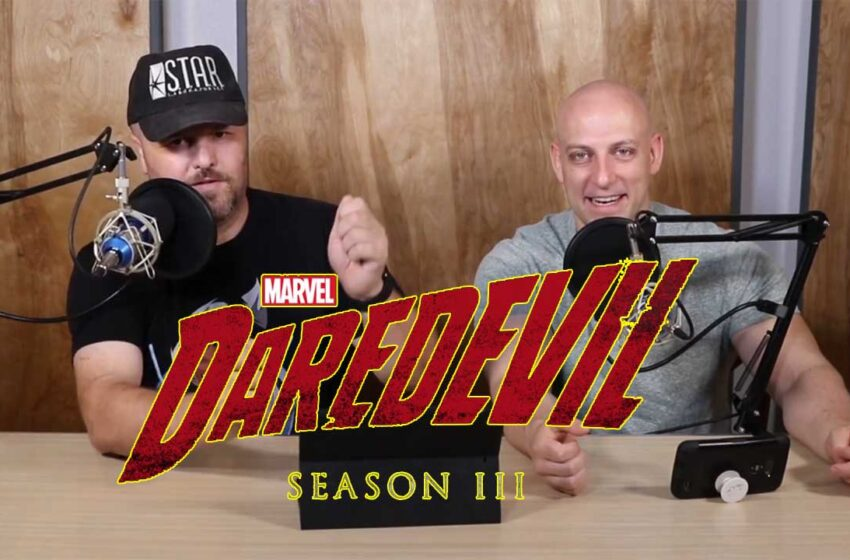 Video+Story: Netflix Daredevil Season 3 Discussion