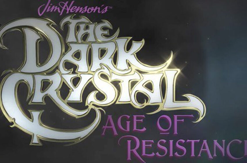 TNTM: The Dark Crystal: Age of Resistance on Netflix