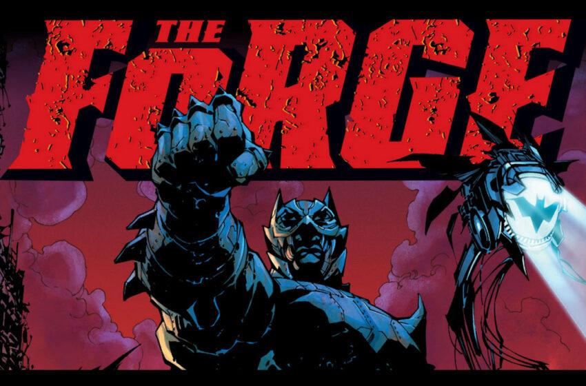 TNTM: DC Comics Batman Dark Days Forge