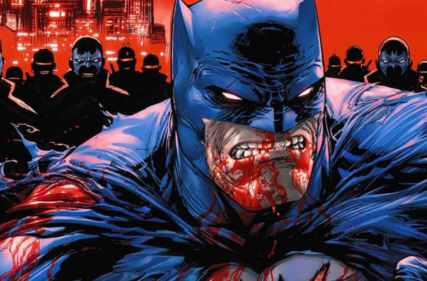 TNTM: Dark Knight III: Master Race to add 9th issue