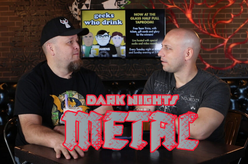 TNTM: Batman Dark Nights Metal