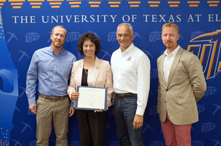 UTEP Space Experts Explore Global Space Economy