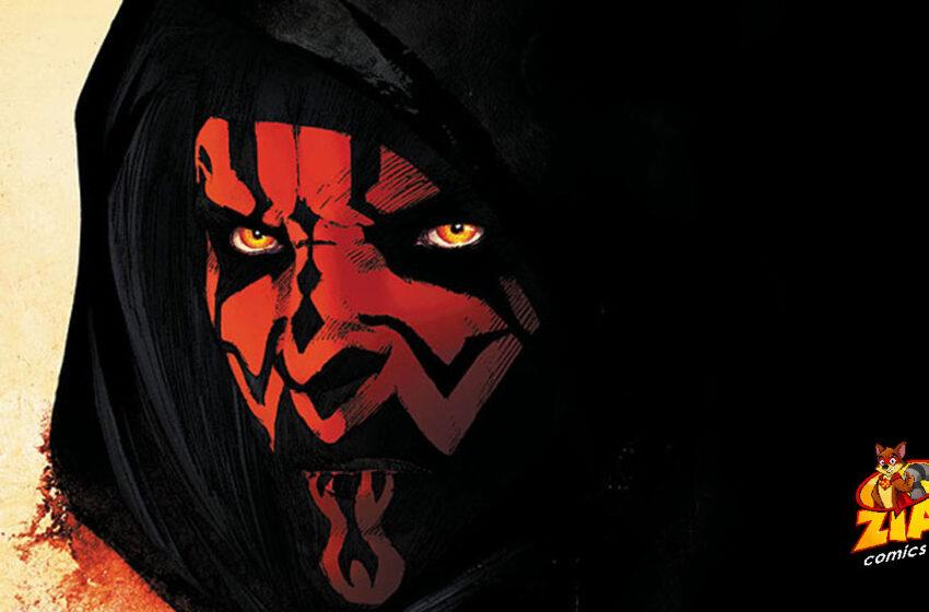 TNTM: Star Wars Darth Maul comic book