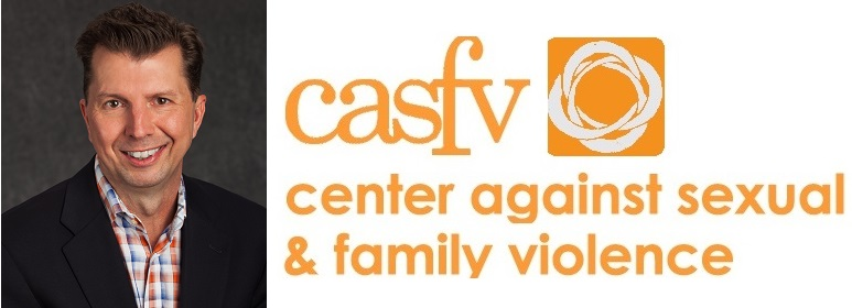 David Chayer Named New Director for Center Against Sexual and Family Violence