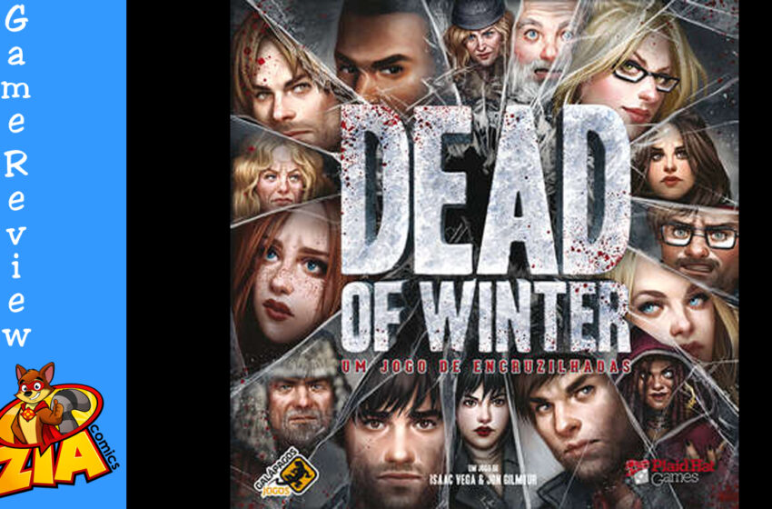 Dead of Winter Game Review