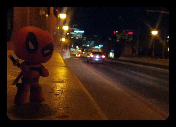 Li'l Deadpool Diary Adventure Parody