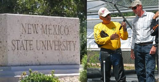 NMSU Dean Completes Statewide Tour of University's Extension, Research Centers