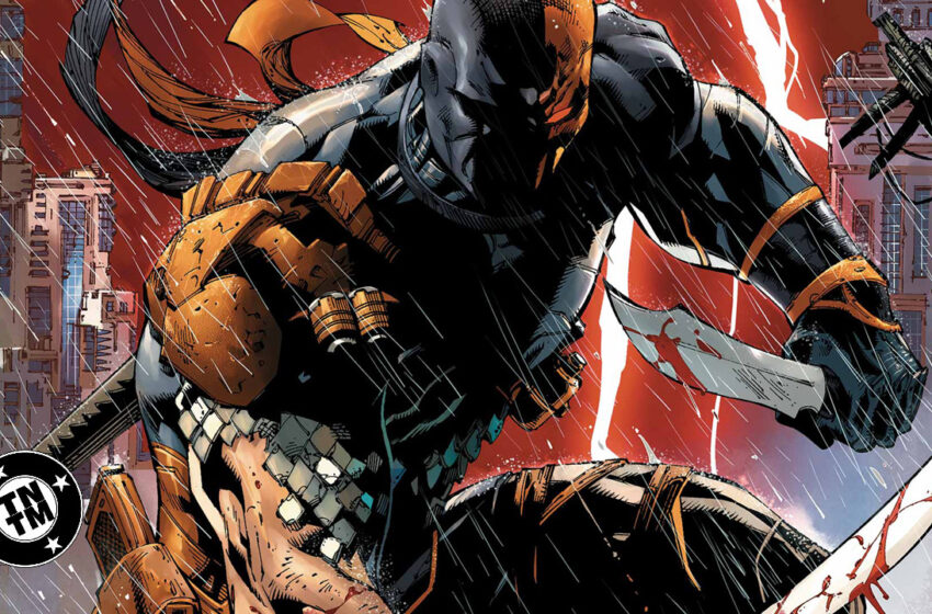 TNTM: Deathstroke to appear in DC Comics movie