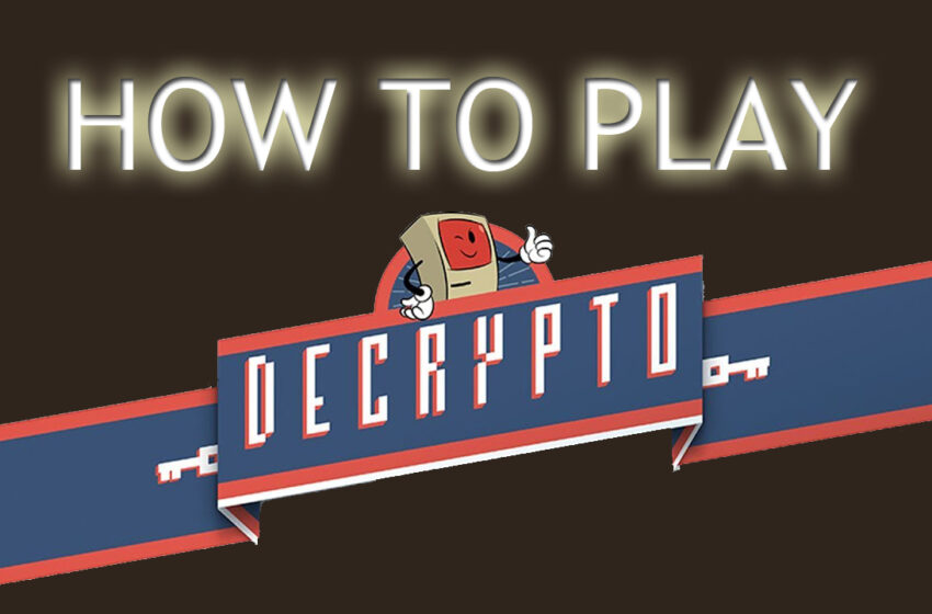 Video+Story: How to Play Decrypto