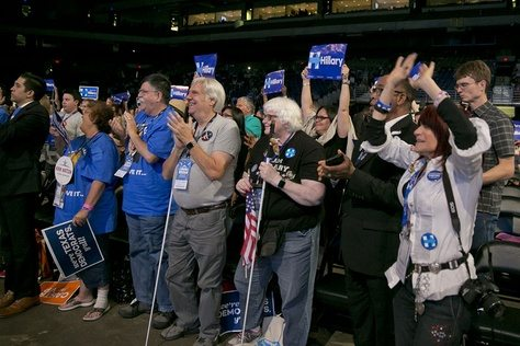Texas Democrats Aim to Show a United Front at National Convention