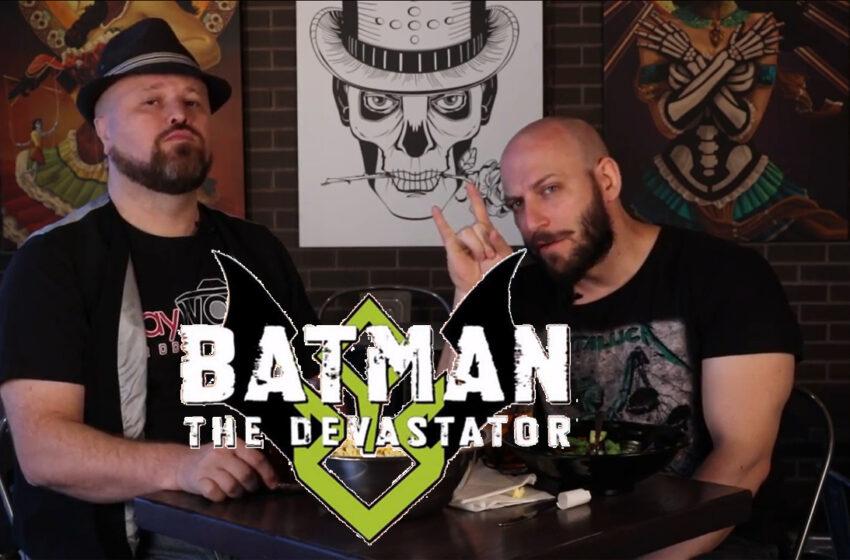 TNTM: Dark Nights Metal Batman the Devastator