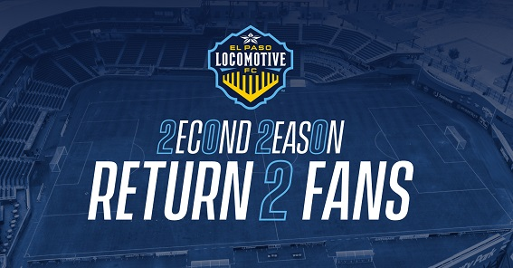 Locomotive FC return to play in front of limited number of fans for August 29th home match