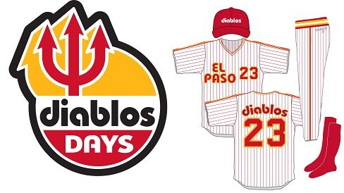 Chihuahuas Introduce Diablos Days for 2017