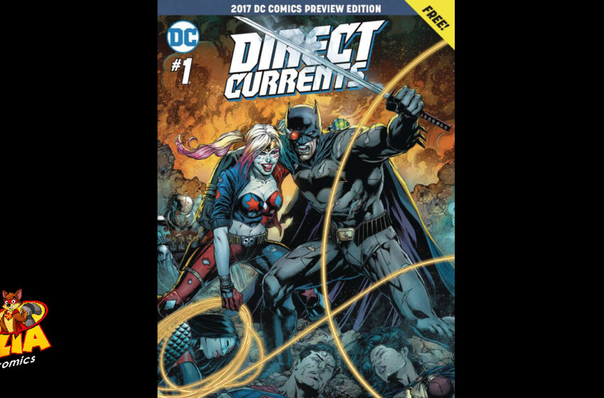 TNTM: DC Comics to Publish Quarterly Preview Catalog