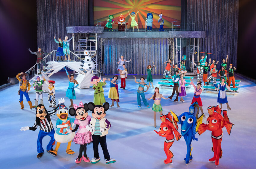 Disney On Ice Brings Dory and Friends to County Coliseum in October