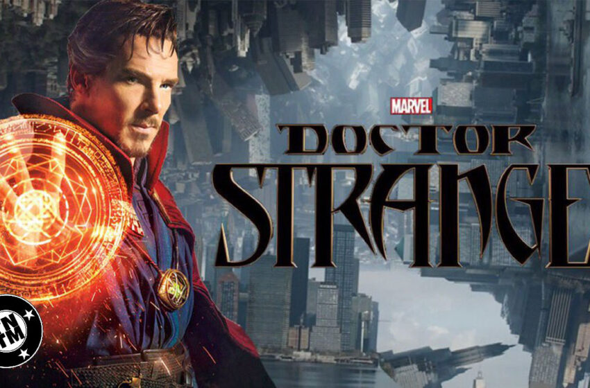 Talk Nerdy to Me: Doctor Strange Preview