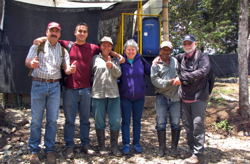 NMSU Volunteers Share Experience from Farmer-to-Farmer Program in Colombia