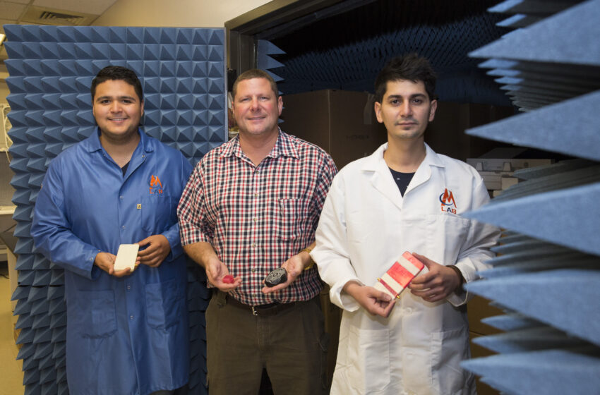UTEP Team Earns NSF Grant for Electromagnetics and Photonics Research