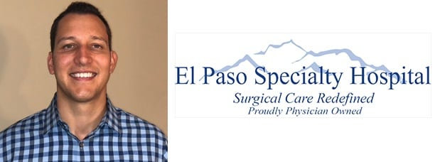 El Paso Specialty Hospital Welcomes Newest Orthopaedic Surgeon to Group