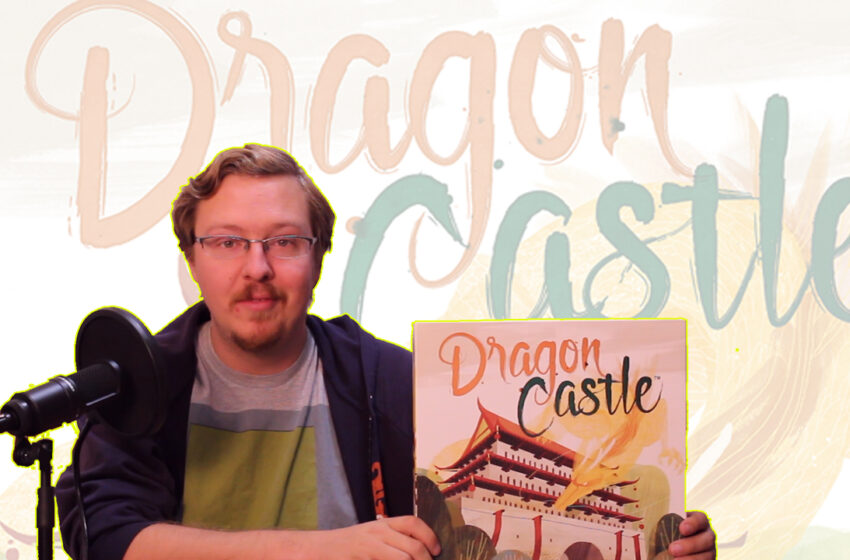 Video: How to Play Dragon Castle by CMON Games