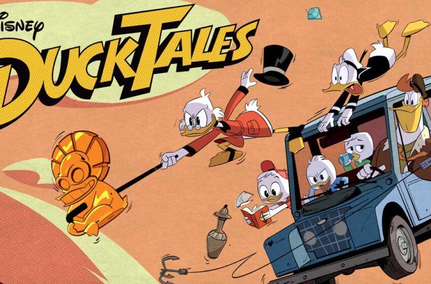TNTM: Disney DuckTales reboot
