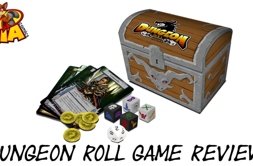 TNTM How to play Dungeon Roll