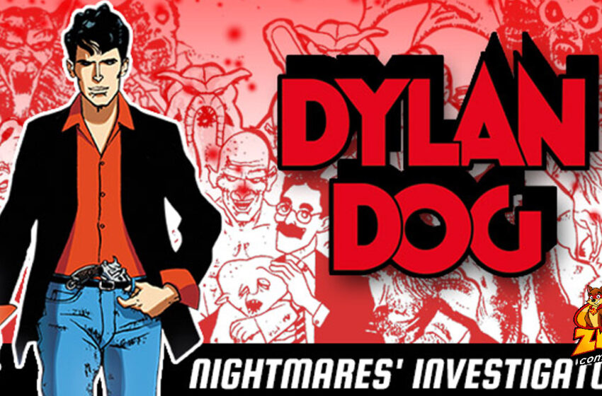 TNTM: Dylan Dog is coming to TV