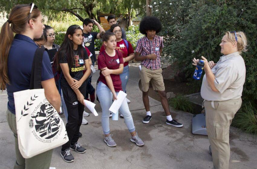 El Dorado Teacher Earns Grant to Give IB Students Unique El Paso Zoo Experience