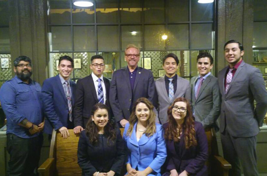 EPCC Forensics Garners Yet Another 1st Place in AFA Season