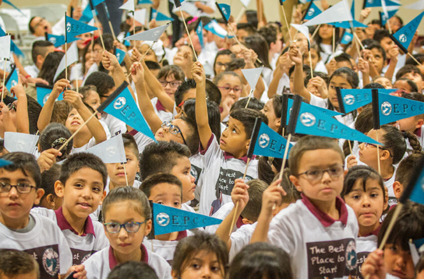 EPCC Adopts Ramona Elementary School