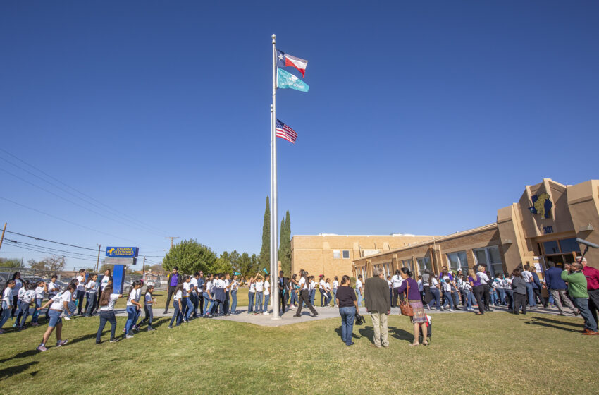 EPCC Adopts O'Donnell Intermediate School, Will Promote a College-Going Culture