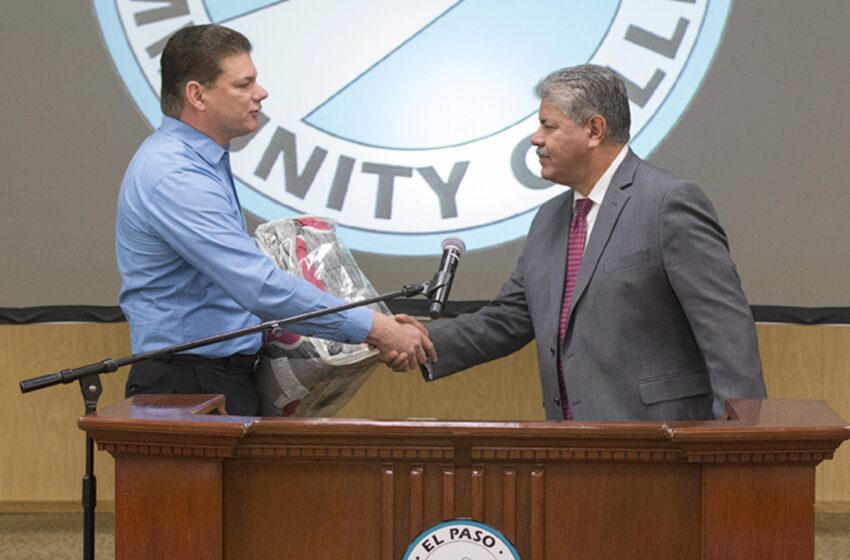 EPCC Partners with Sheriff's Department to Keep El Paso Warm