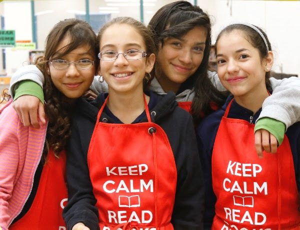 EPISD pauses for Read Across the District event