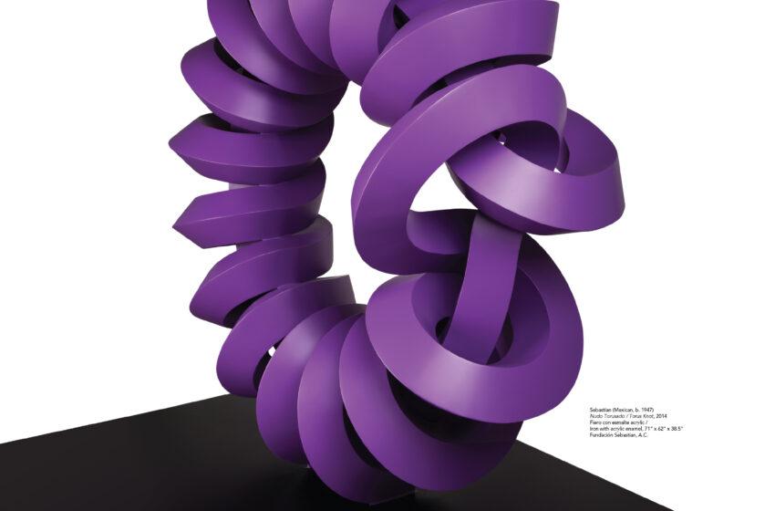 El Paso Museum of Art Presents Exhibition  Knot: The Art of Sebastian/El Arte de Sebastian