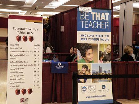NMSU Hosts Educators' Job Fair; Non-Education Majors Welcome
