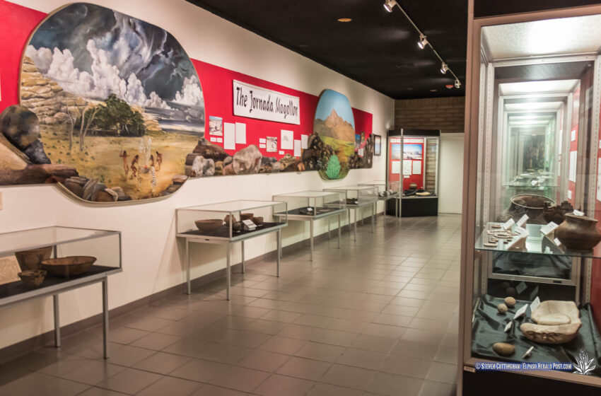 Gallery+Story: El Paso Museum of Archaeology Set to Celebrate 40th Anniversary
