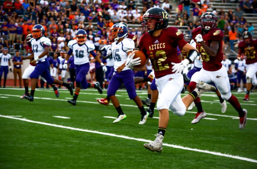 El Dorado downs Eastlake 70-49 in High School Fooball Opener