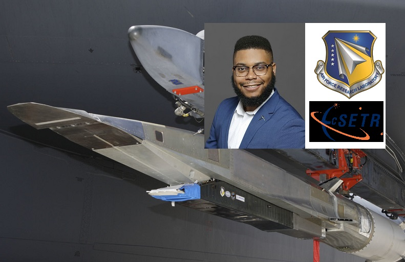 UTEP Mechanical Engineering Professor to Study Materials for Hypersonic Cruise Vehicles