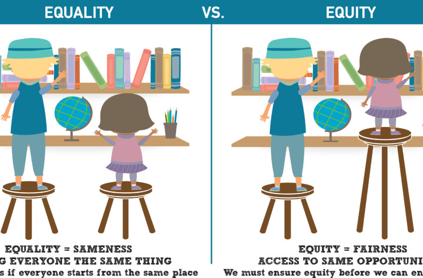 Op-Ed: It Isn't About Technology, it is About Equity