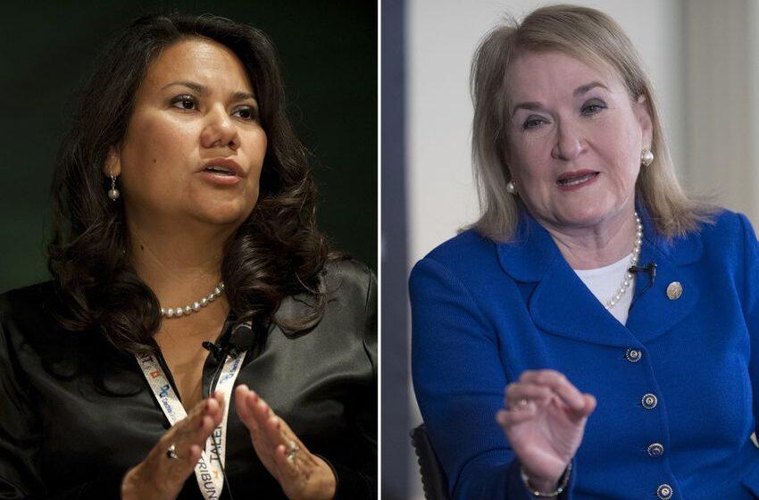 Texas Sending its First Latinas to Congress: Veronica Escobar and Sylvia Garcia