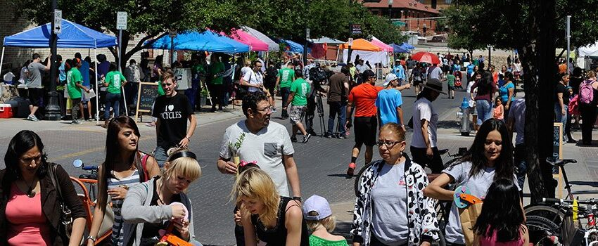 Downtown El Paso sends Summer off with Multiple Events Saturday