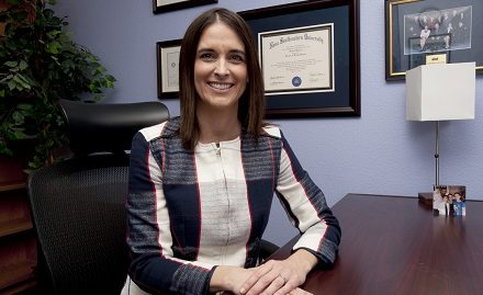 New NMSU Extension Specialist offers Tips on Adopting Healthy Habits