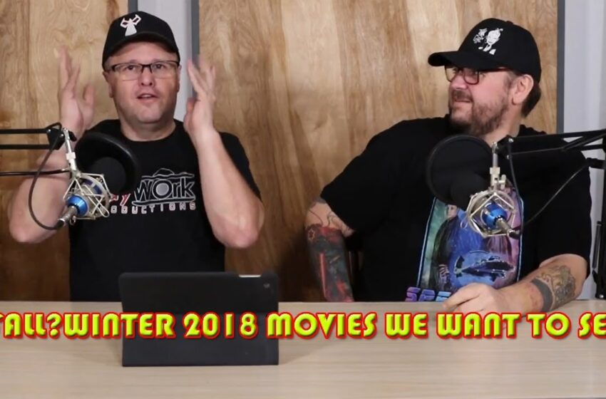 Video: TNTM Talks Fall/Winter 2018 Movies We Want to See