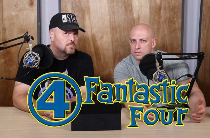 Video+Story: Fantastic Four Return to Comics